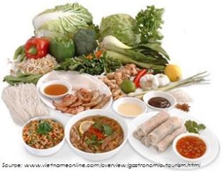 Vietnam Gastronomy